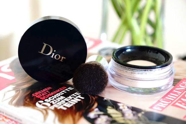 Dior Forever, Ever Extreme Perfection Loose Powder