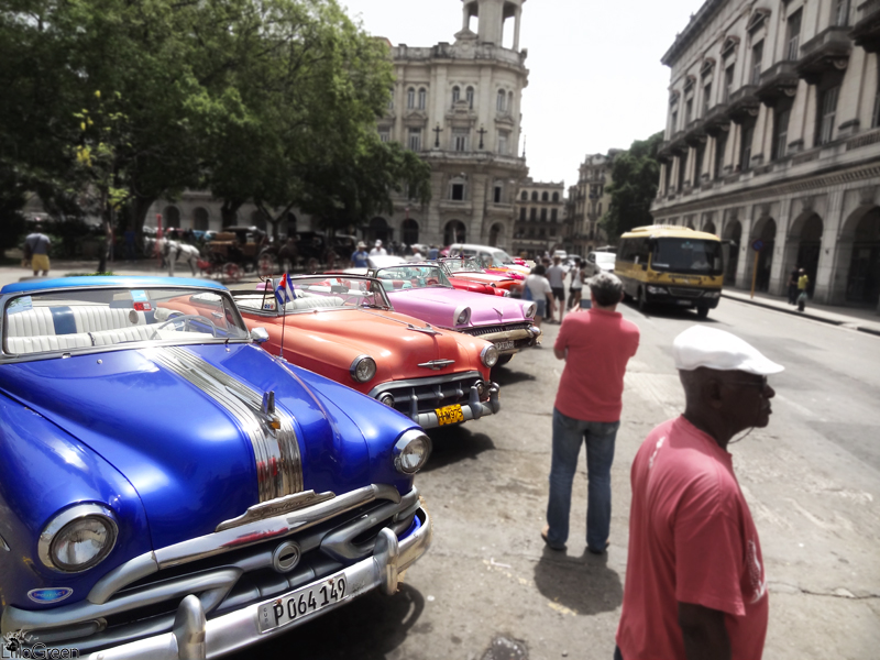 The Streets of Havana are the Biggest American Classic Cars Museum
