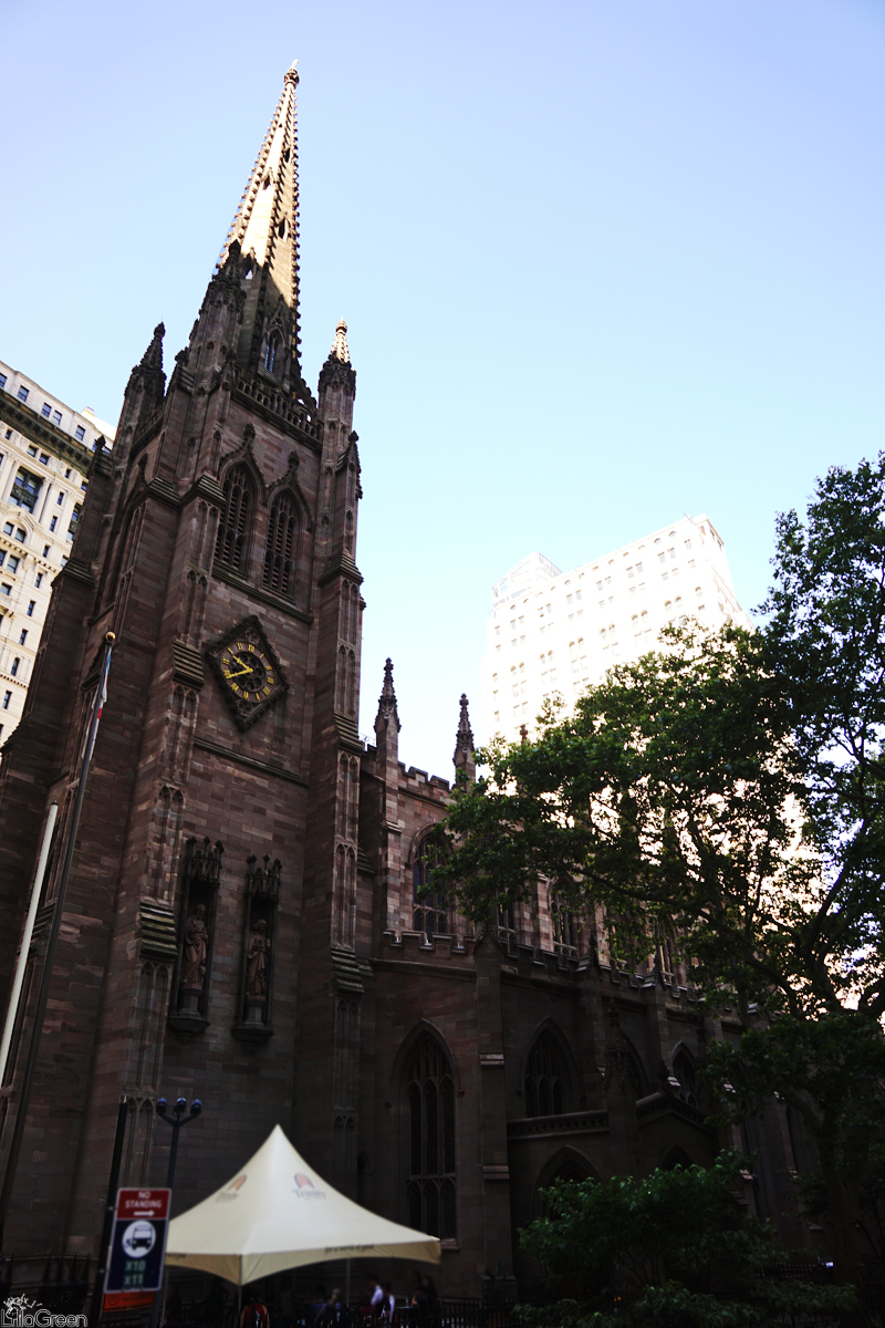 Trinity Church, NYC