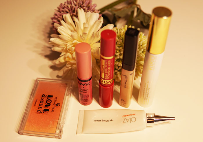 Drugstore Beauty Favourites 2015