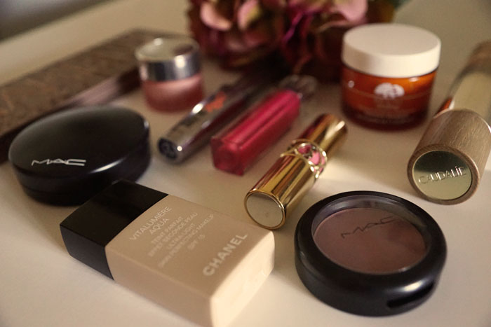 High-End Beauty Favourites 2015