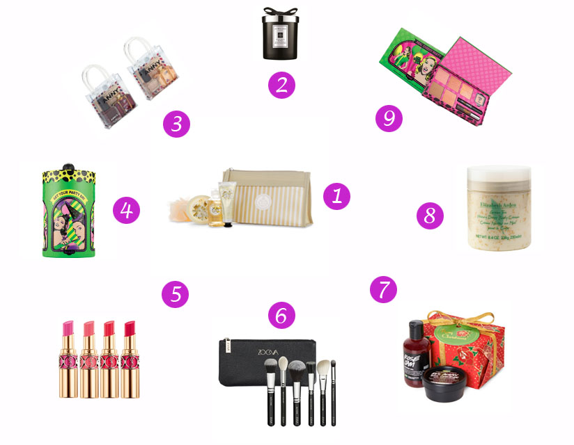 Christmas Beauty Gift Ideas