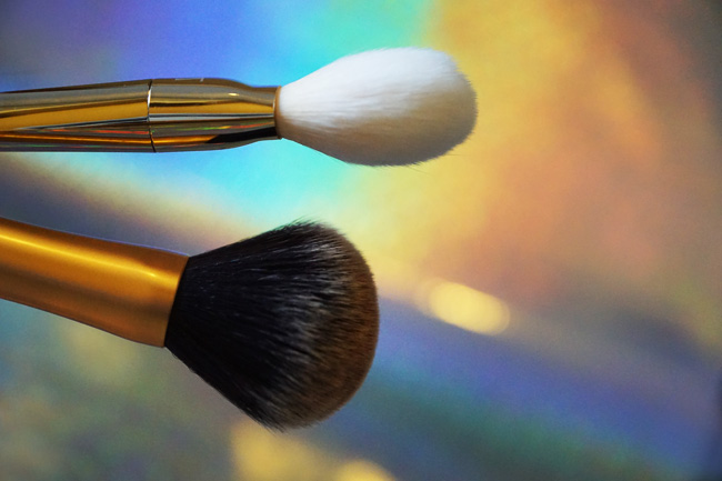 """Real Techniques """"Bold Metals"""" Brushes"""