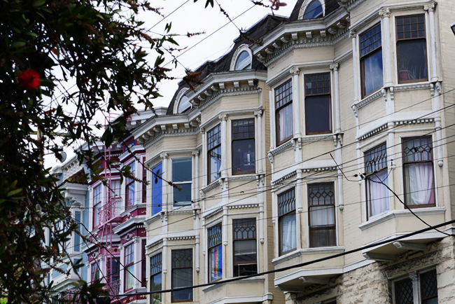 Haight- Ashbury, San Francisco