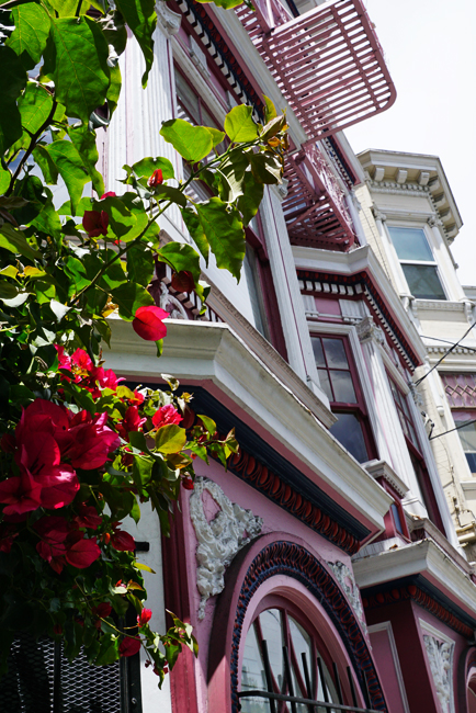 The Hous of Janis Joplin, San Francisco