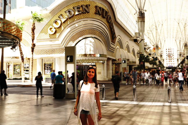 Golden Nugget, Downtown, Las Vegas