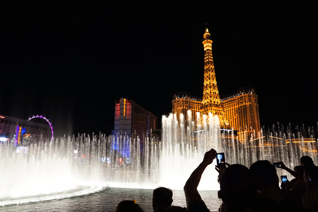 Best City Nightlife! Las Vegas