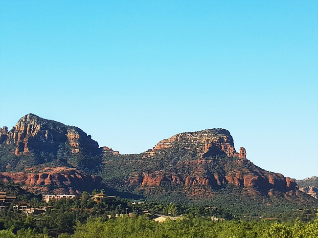 The Elephant, Sedona