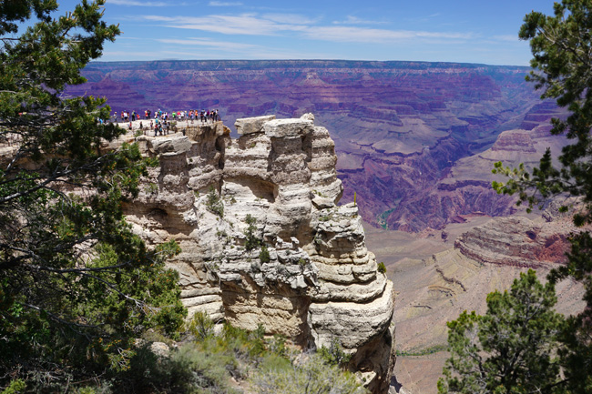 Grand Canyon, Grand View
