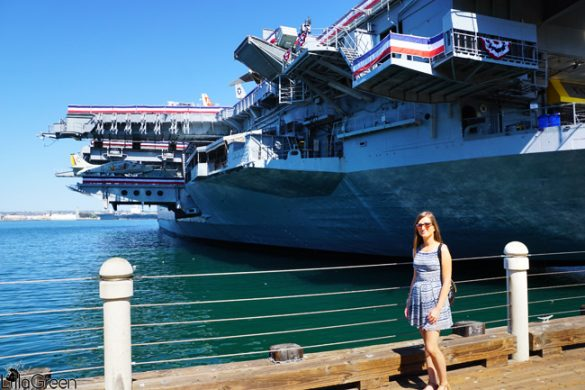 San Diego, USS Midway Museum