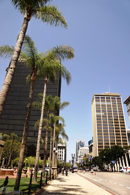 Downtown, San Diego