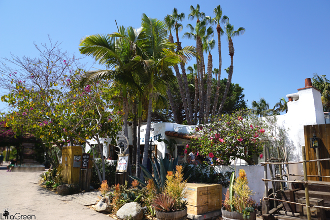 Old Town, San Diego