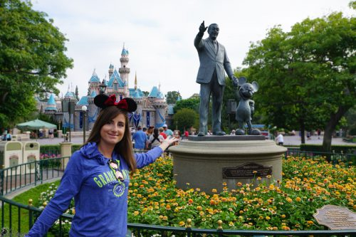 The Happiest Place on Earth ~ Disneyland Park California