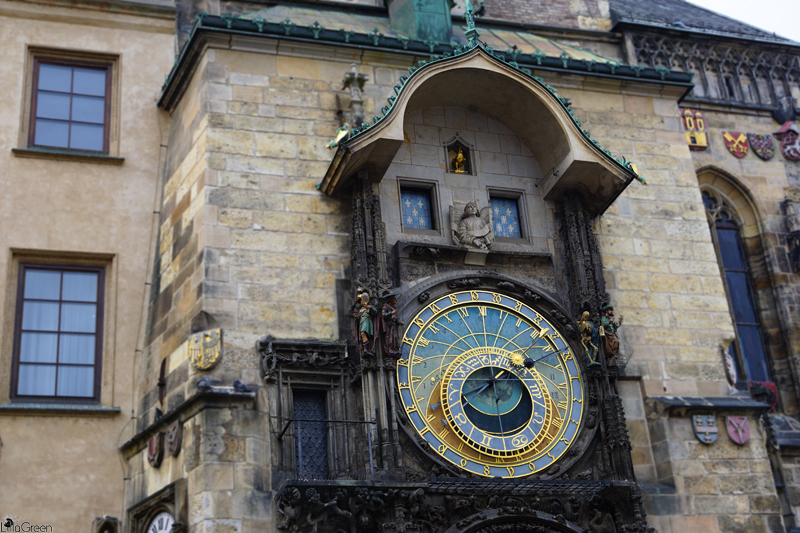 Prague Astronomical Clock (Pražský Orloj)