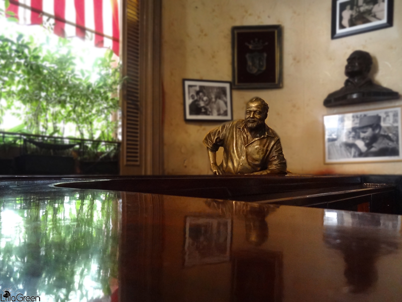 "Bar ""Floridita"" - Favourite Place of Ernest Hemingway"