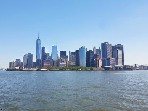 Lower Manhattan ~ NYC