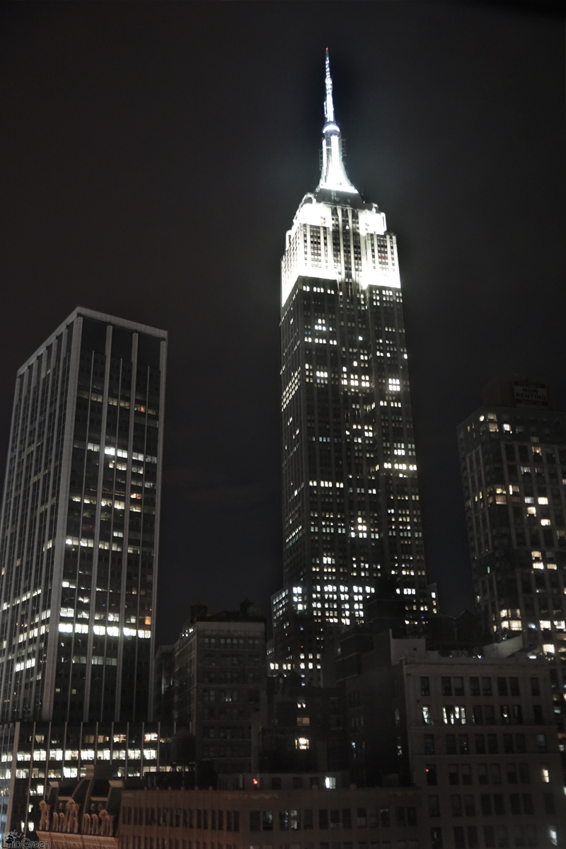 Empire State Building, Hotel Room View - The Paul Hotel