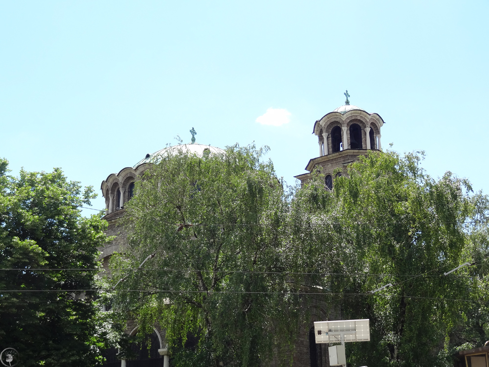 Cathedral St. Nedelia, Sofia