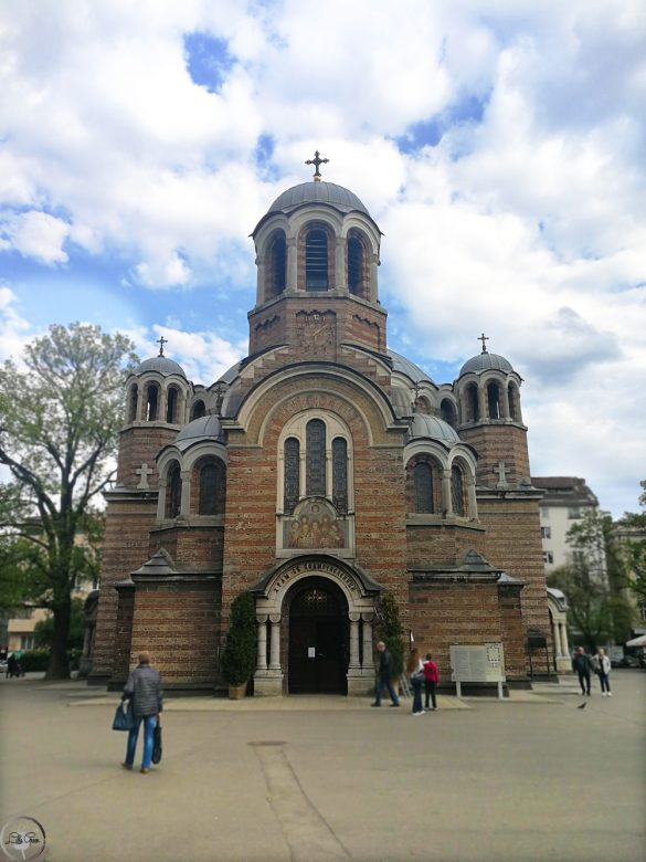 Church of Sveti Sedmochislenitsi, Sofia