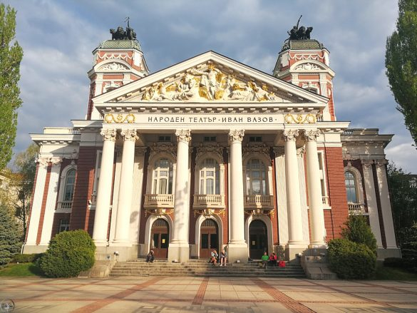 "National Theatre ""Ivan Vazov"", Sofia"