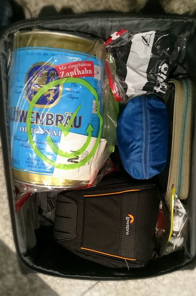 How to pack like a pro! Or how to save money when travelling to Dubai :D