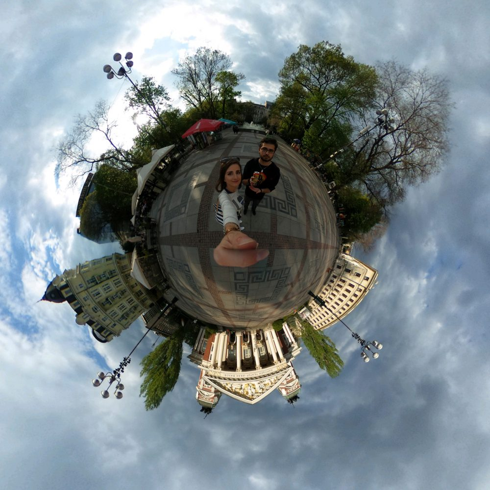 360° Ivan Vazov National Theater