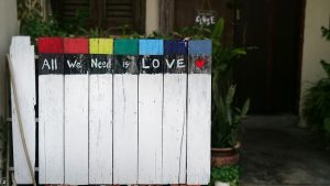 All you need is Love! Penang