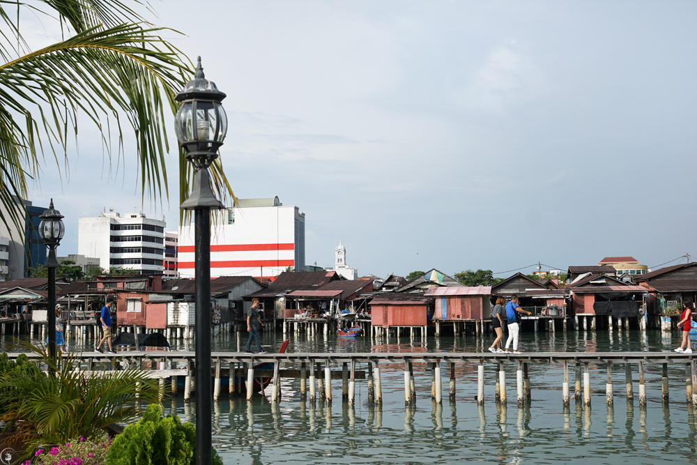 Clan Jetties Of Penang