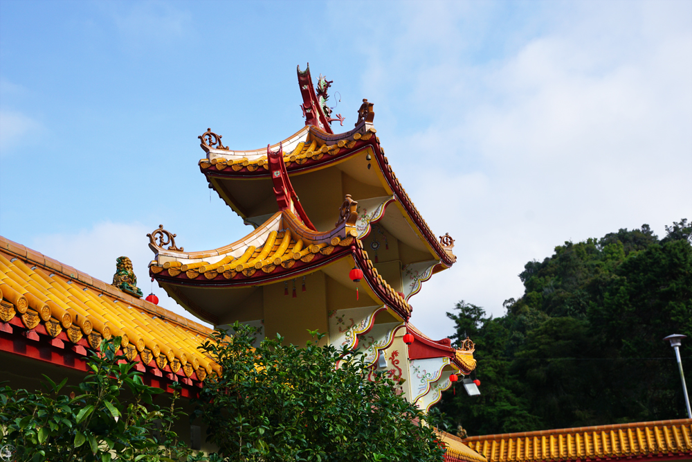Sam Poh Temple, Cameron Highlands