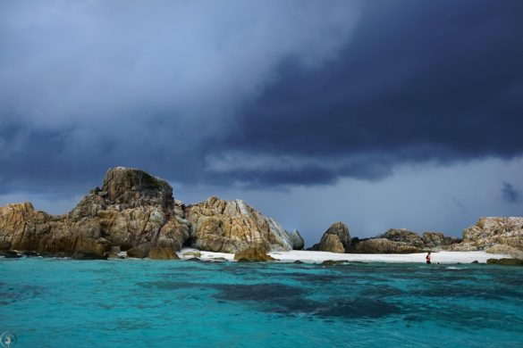 Baby Islands, Perhentians, Before the Thunderstorm