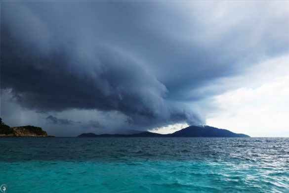 Monster Thunderstorm, Perhentian Islands