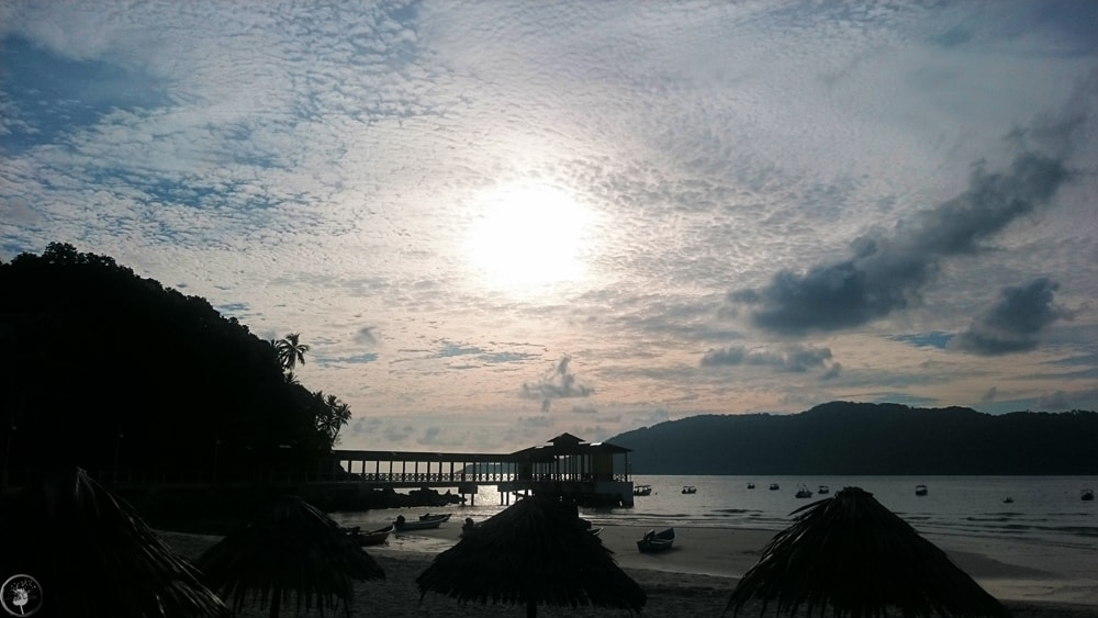 Sunrise Long Beach, Perhentian Islands
