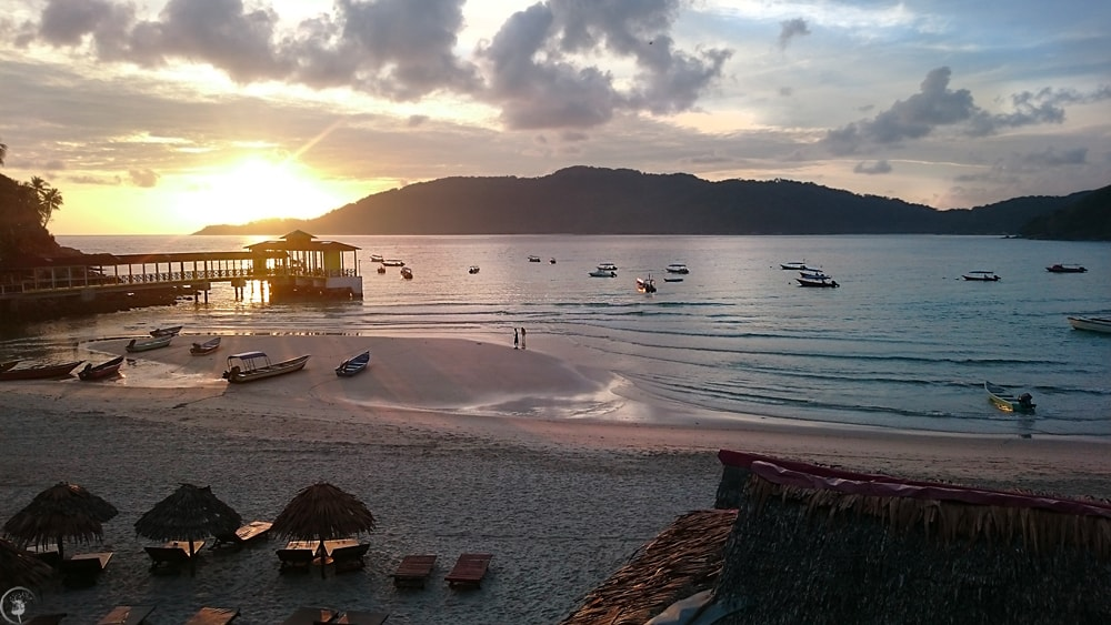 Sunrise Long Beach Pulau Kecil, Perhentian Islands