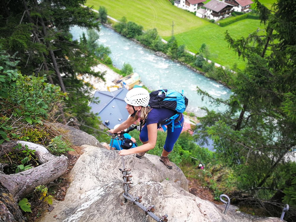 Via ferrata Mayrhofen
