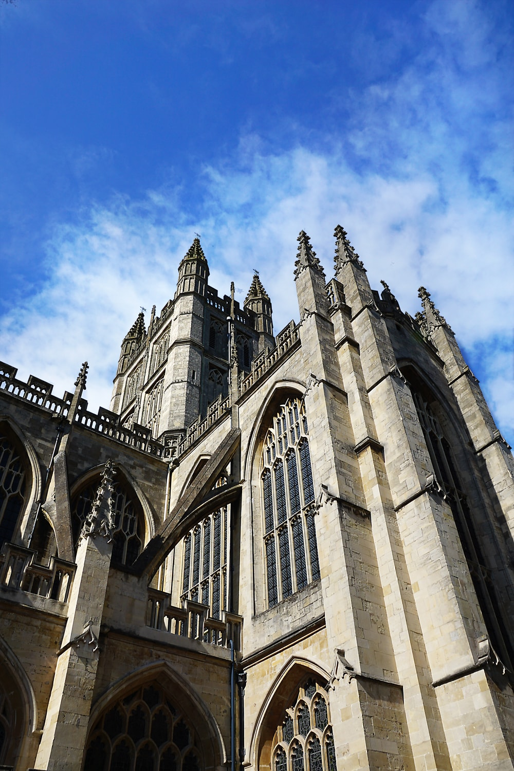 Bath Abbey, Bath