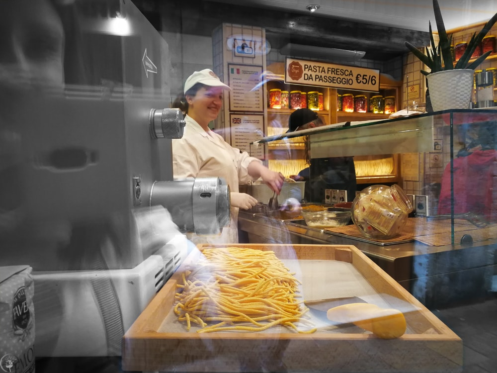 Bigoi, Best Home Made Pasta in Venice, Italy
