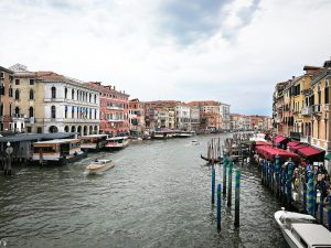 Canal Grande, Italy