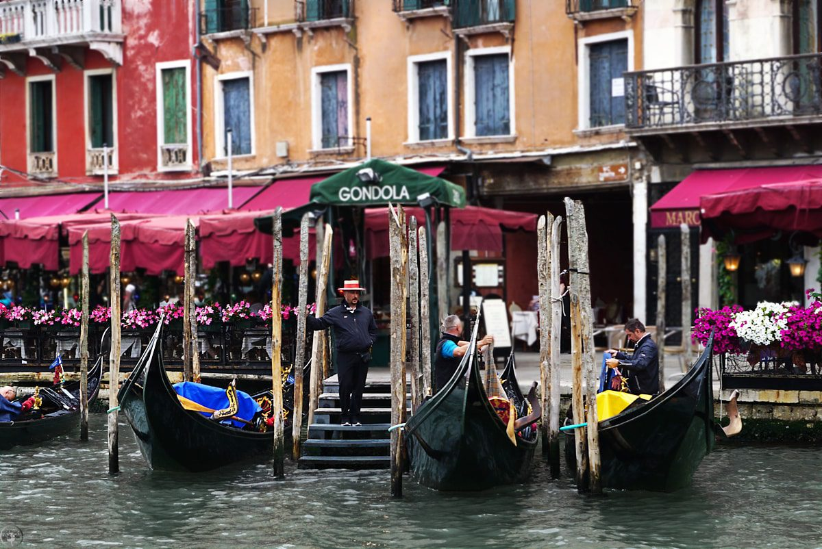Gorgeous Sights ~ Beyond the Grand Canal, Venice