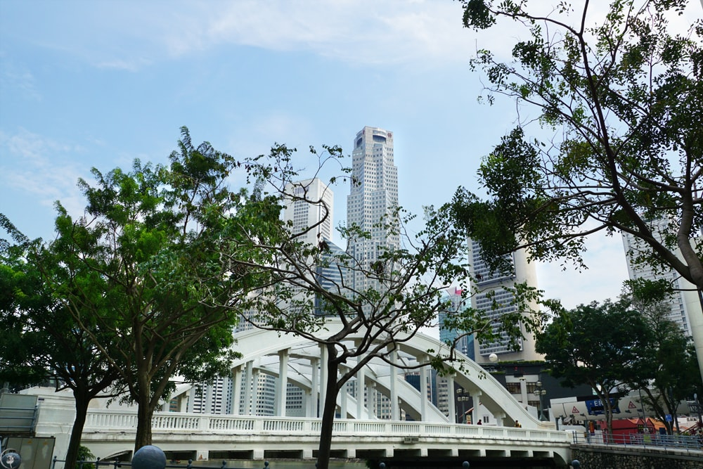 Elgin Bridge, Singapore