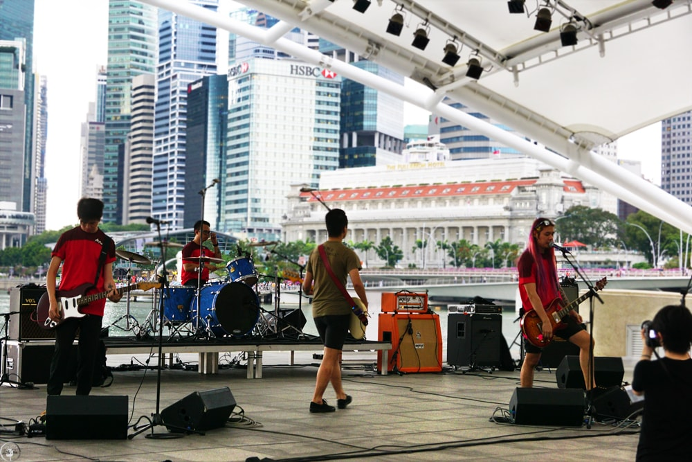 Free Concerts, Singapore