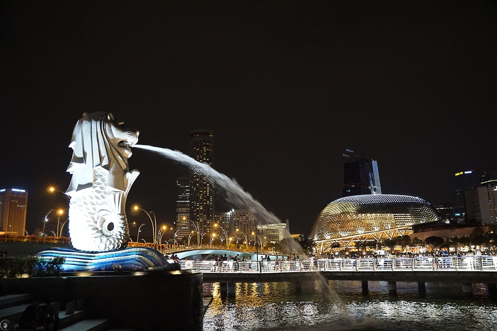 Merlion Park, SingaporeMerlion Park, Singapore