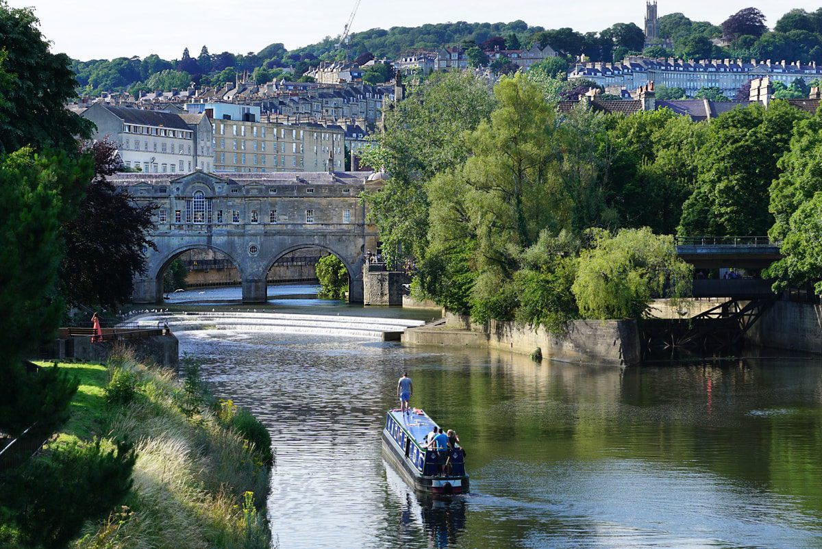 Visit Bath ~ Probably The Most Beautiful City In England