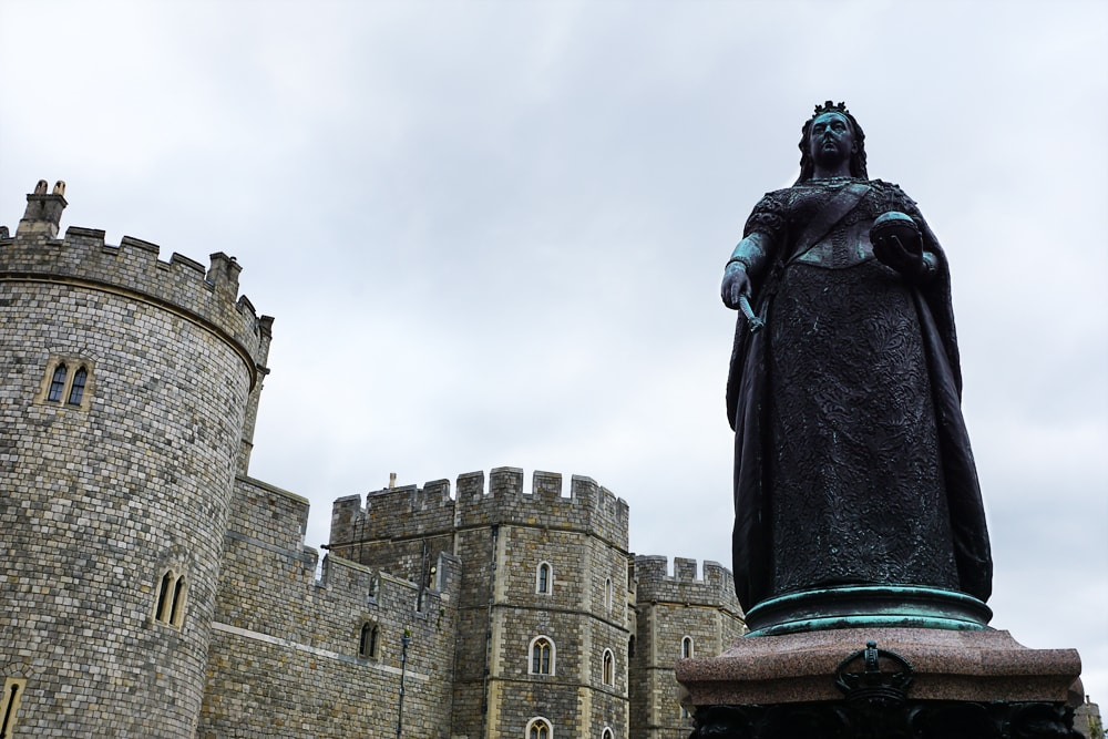 Queen Victoria, Windsor Castle