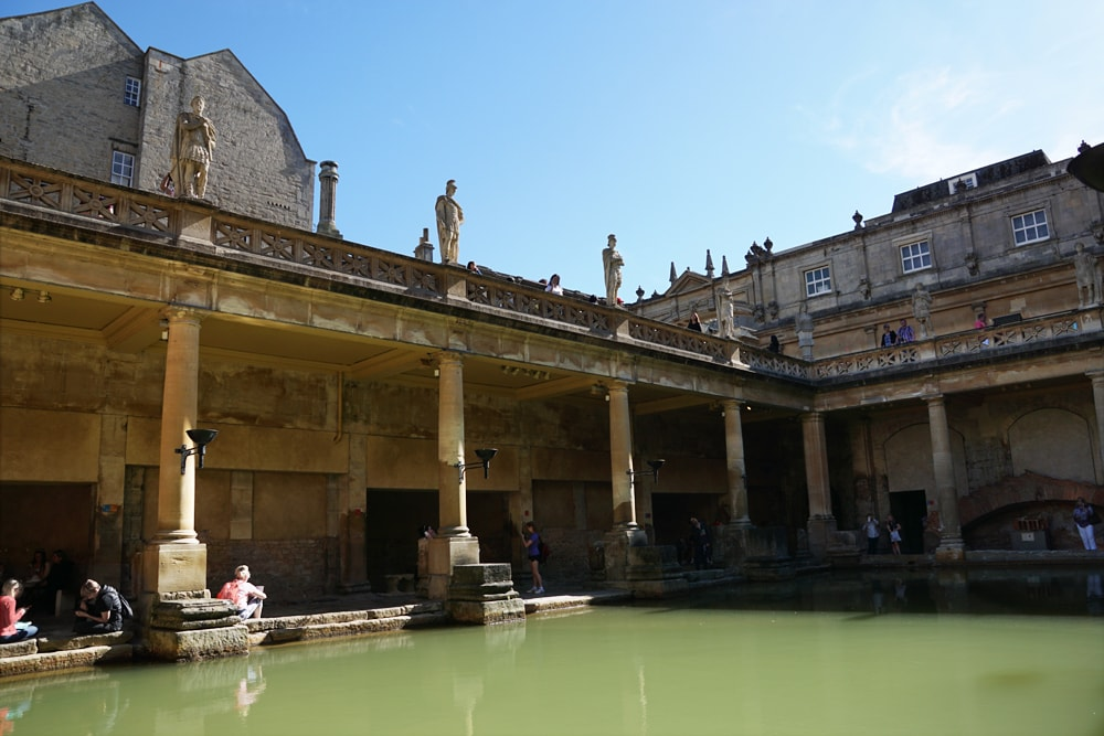 The Great Bath, Bath