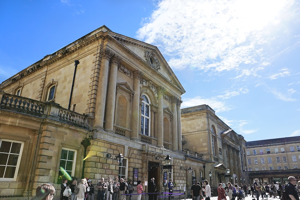The Roman Baths, Museum