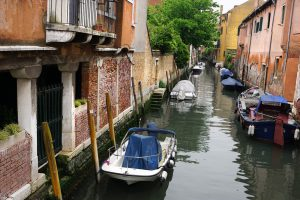The Small Canals of Venice, IT