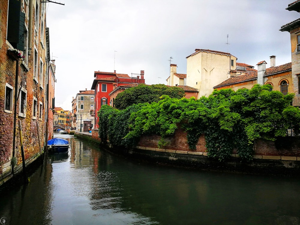 The Small Hidden Canals of Venice