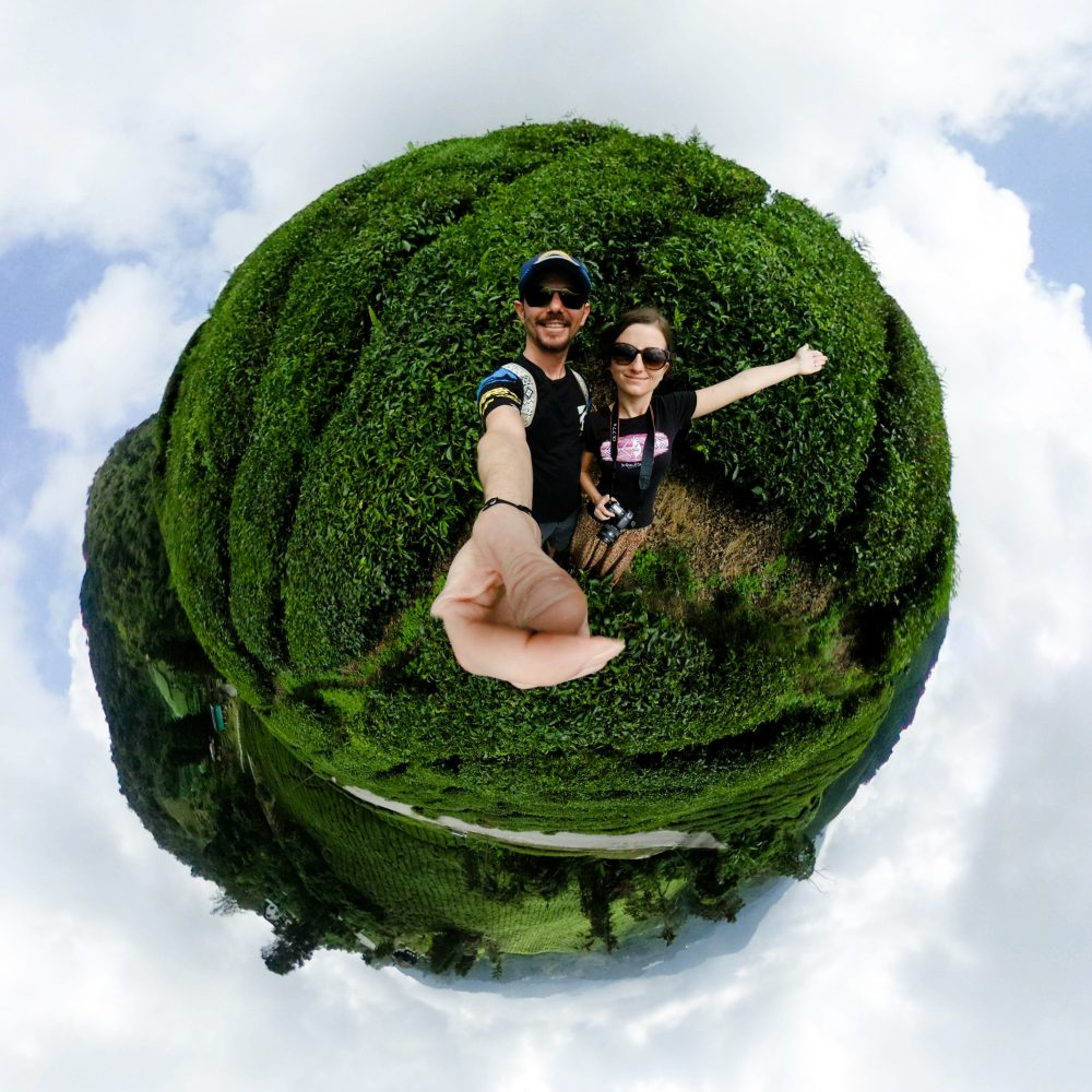 360° Tea Plantations, Cameron Highlands