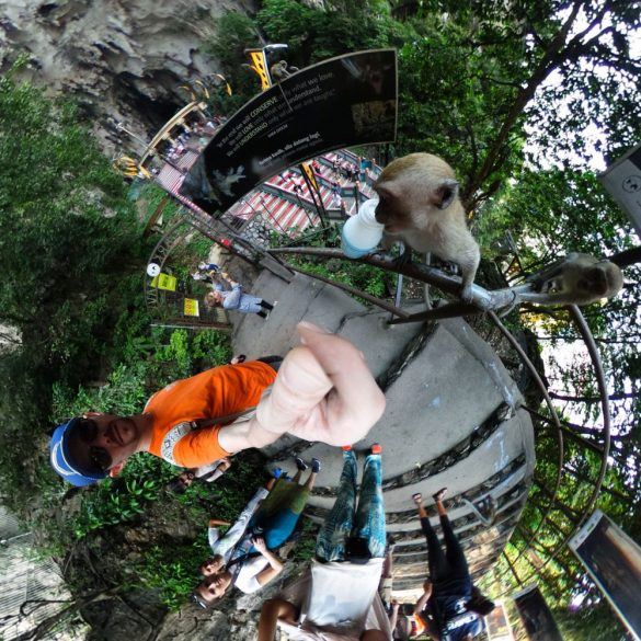 360° Monkey Town, Batu Caves