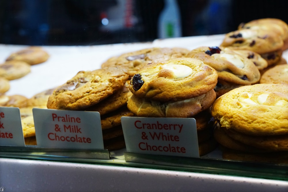 Ben's Cookies, Best Cookies EVER, Covent Garden